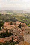 San Gimignano and surroundings