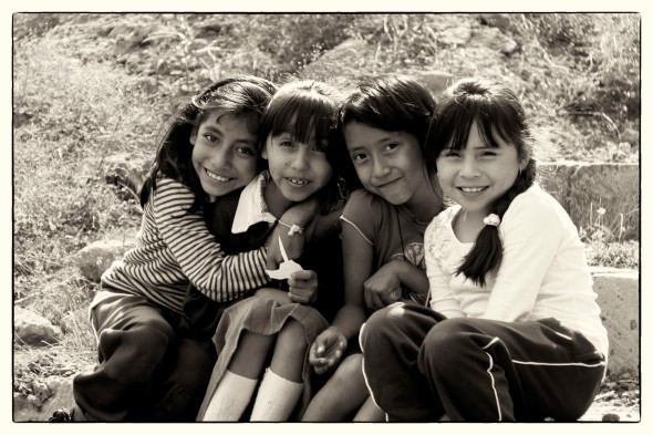four amigas