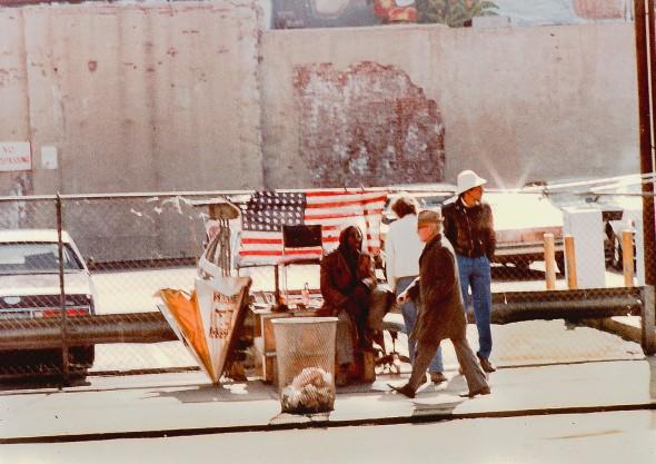New York City March 1983