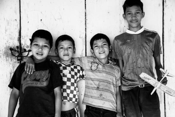 El Porvenir 4 boys