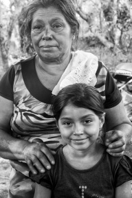 abuela y nieta farm of Axayachtl womens collective