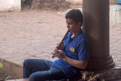 music student Casa de Cultura Leon