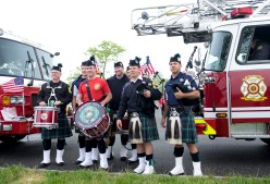 Pipes and drums
